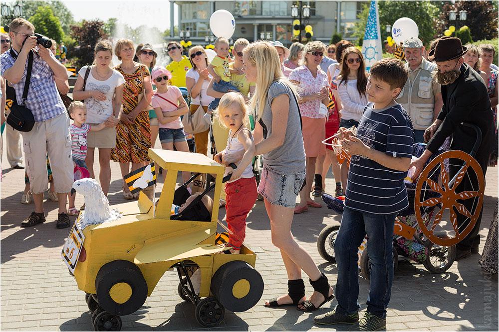 Конкурс колясок в ульяновске фото