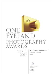 Alexander Kamakaev_Silver_Fine Art_Nudes 01