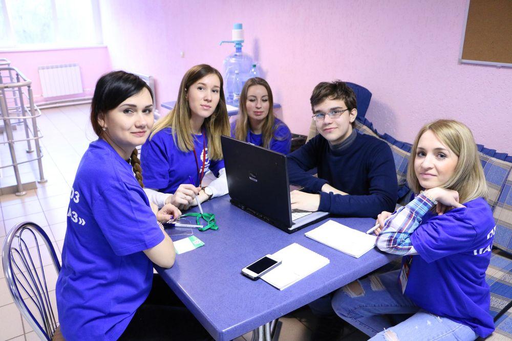 V Молодежный профсоюзный семинар в ПАО «КАМАЗ»