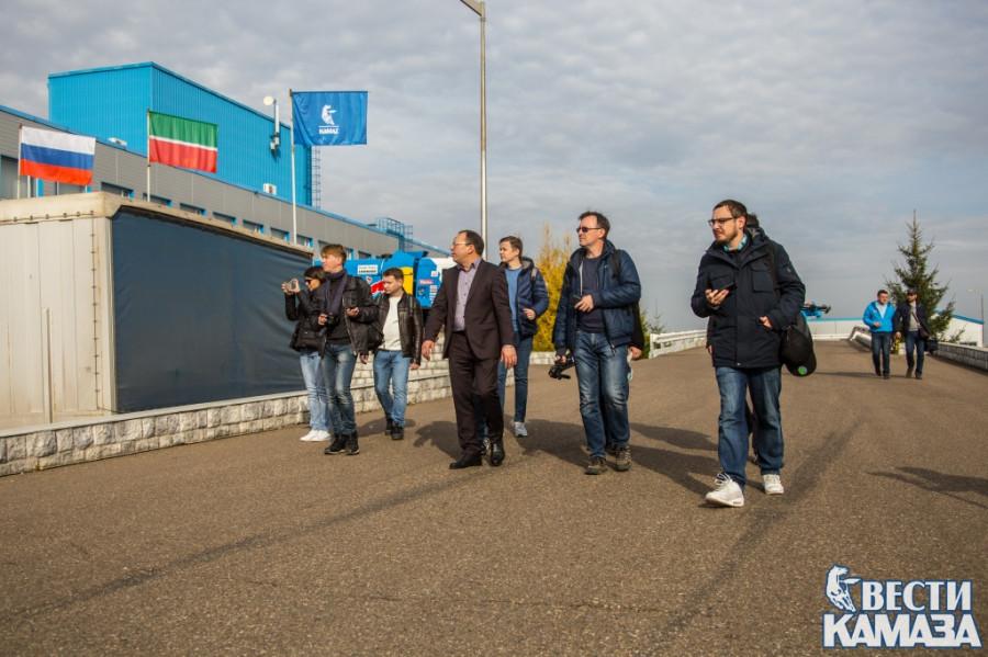 Команда «КАМАЗ-мастер» впервые за много лет отметит новый год дома