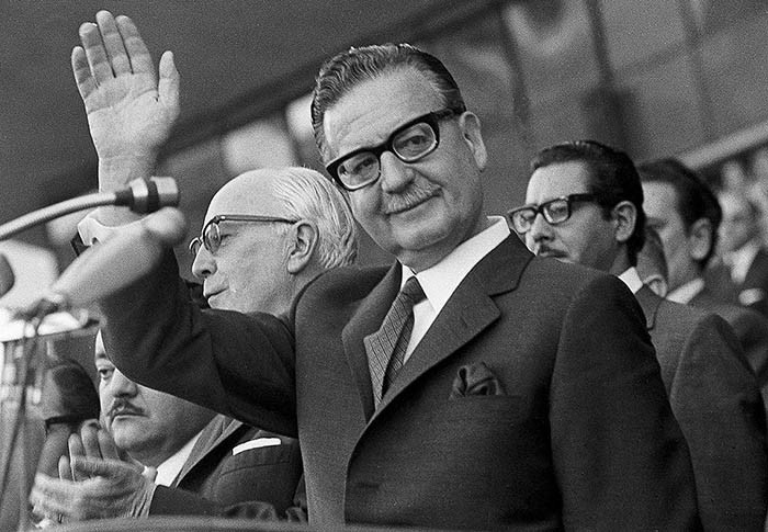 На «КАМАЗе» работал президент Чили