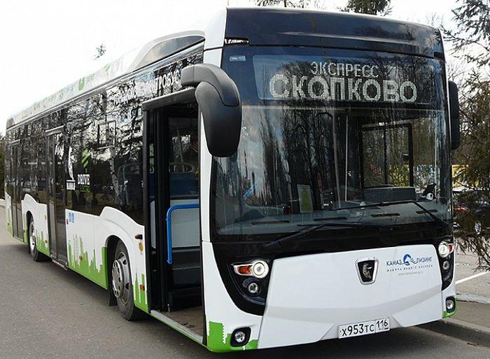 Камазовский электробус испытают в суровом климате