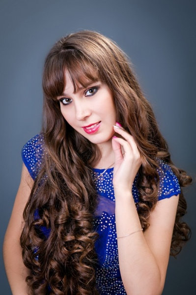 Красавицы «КАМАЗа»: Аделина Гафурбаева