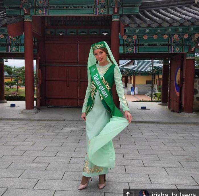 Челнинка завоевала титул на международном конкурсе красоты в Сеуле