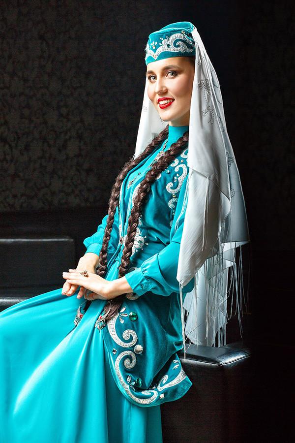 12 красавиц конкурса «Татар кызы - 2017»