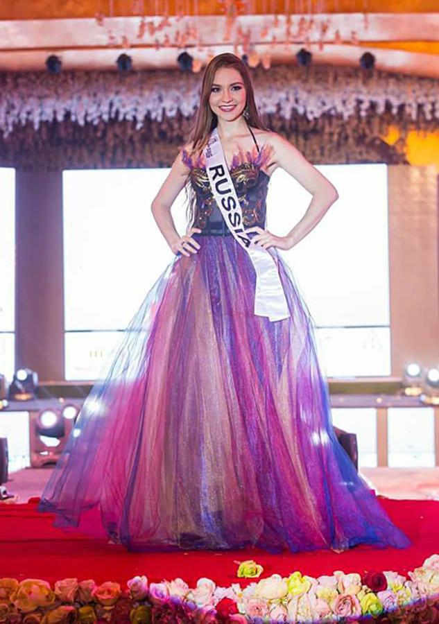На конкурс «Мисс земного шара» отправилась уроженка Челнов