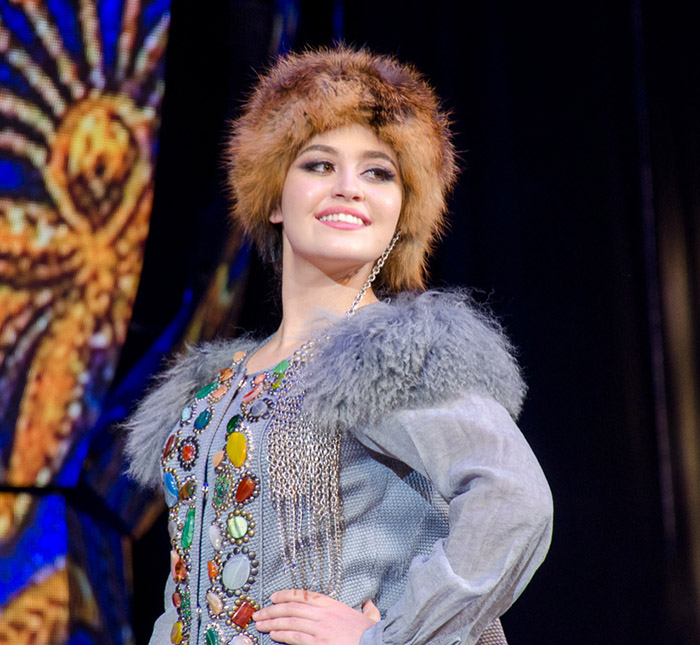 Победительницей конкурса «Татар кызы 2017» стала представительница Татарстана