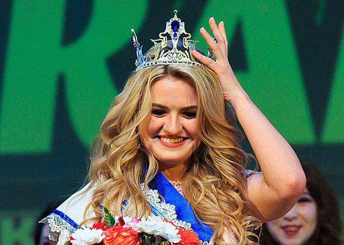 Корона для «Мисс КАМАЗа» сделана по спецзаказу