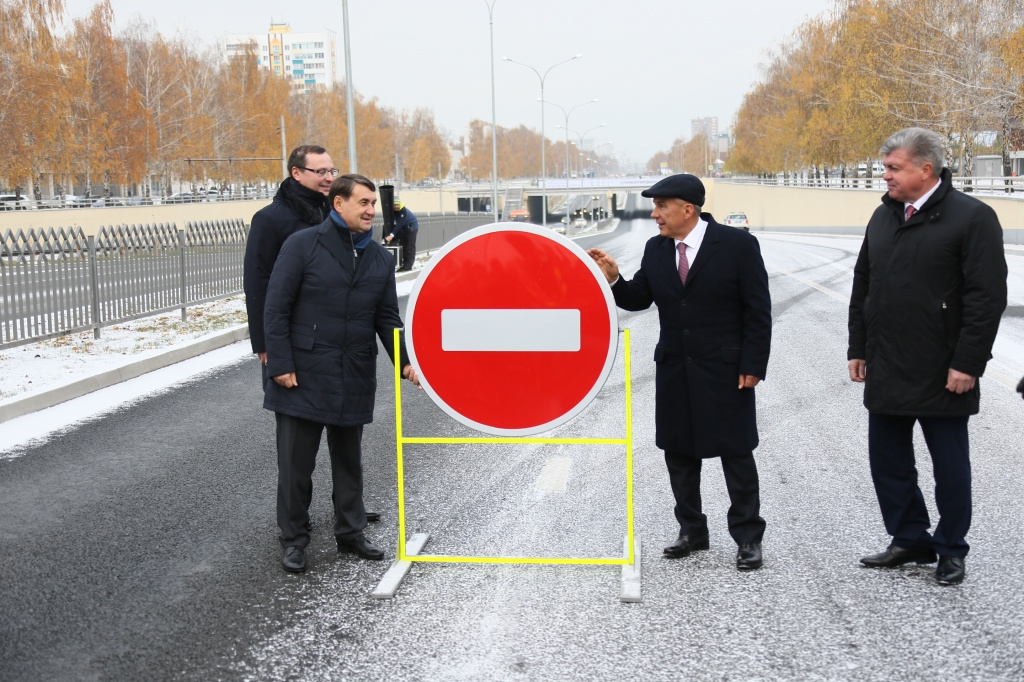 Наиль Магдеев: «Меня президент критикует, но не ругает!»