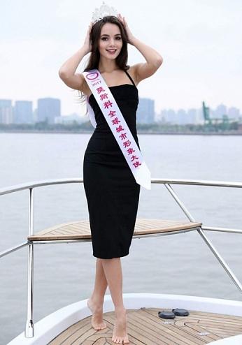 Татарочку из Ульяновска признали самой красивой на конкурсе в Китае