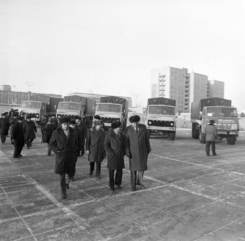 КАМАЗ-5511 — результат «проектного хулиганства» конструкторов