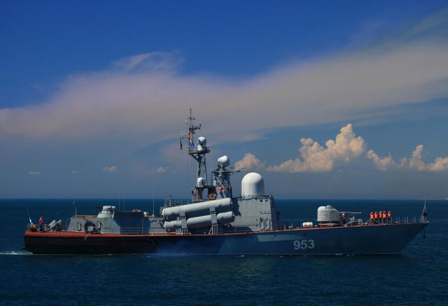 Военный корабль ВМФ назвали «Набережные Челны»