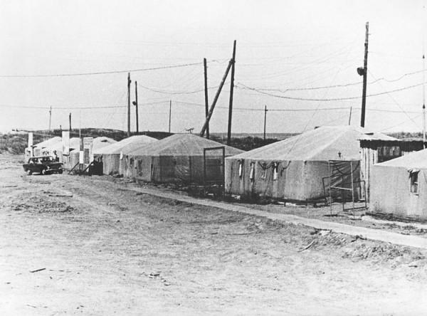 Палатки и вагончики: супержильё 60-х для строителей «КАМАЗа»