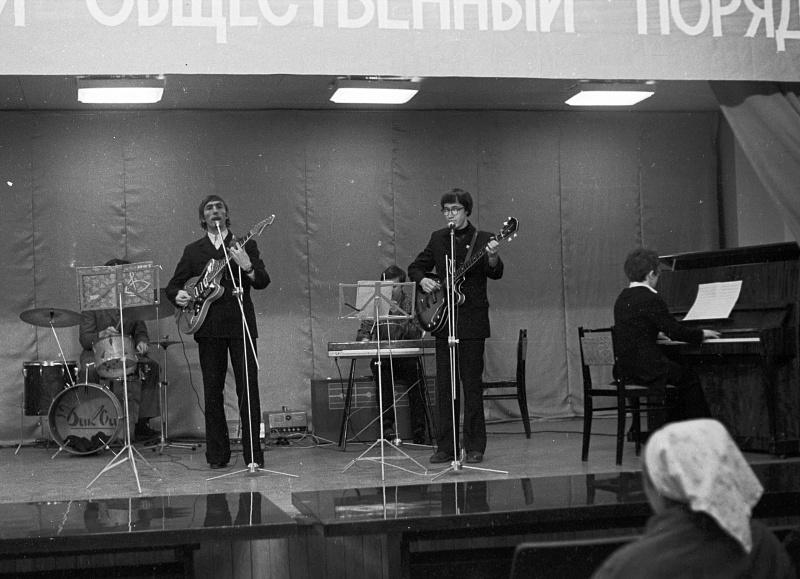 Простая советская милиция Набережных Челнов