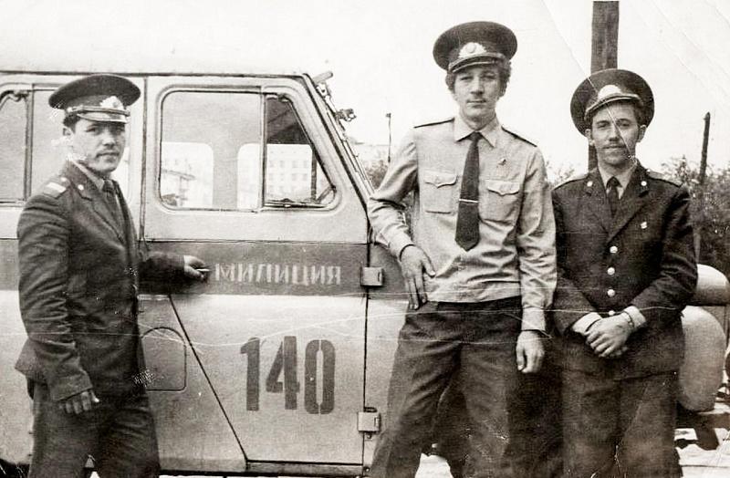 Простая советская милиция Набережных Челнов-2