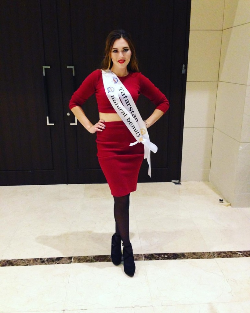Челнинка поборется за звание «Мисс Азия»