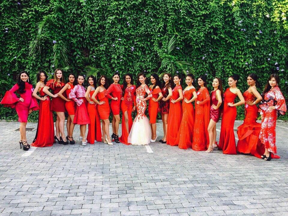 «Конкурс красоты для азиатов - это как футбол или хоккей для нас»