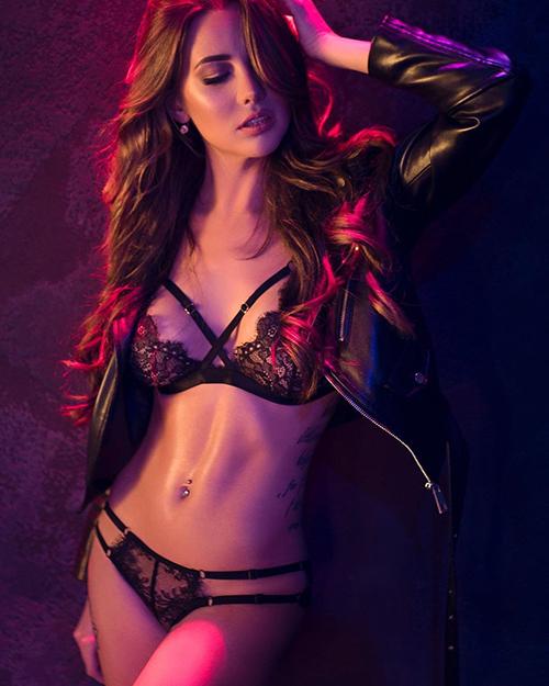 23-летняя Лия Ситдикова стала «Девушкой года Playboy 2017»
