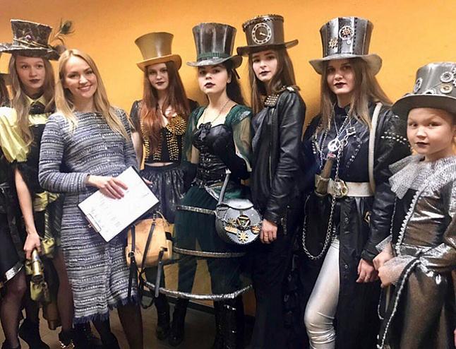 В Челнах состоялся фестиваль авторов-модельеров «Мода и Стиль»