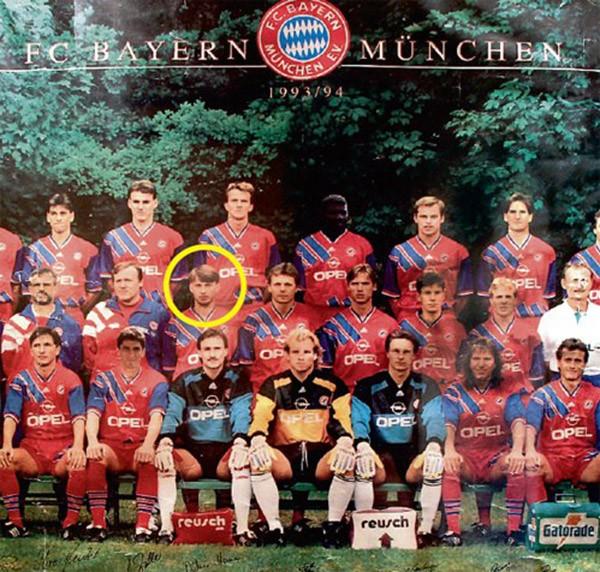 Как игрок мюнхенской «Баварии» оказался в «КАМАЗе»