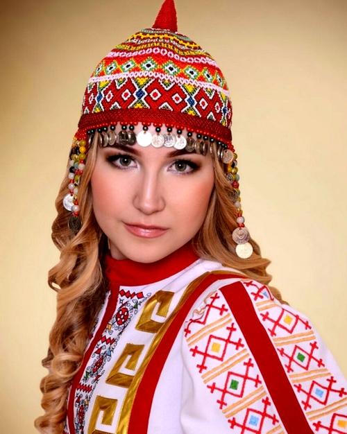 Челнинка поборется за звание «Чувашской красавицы России»