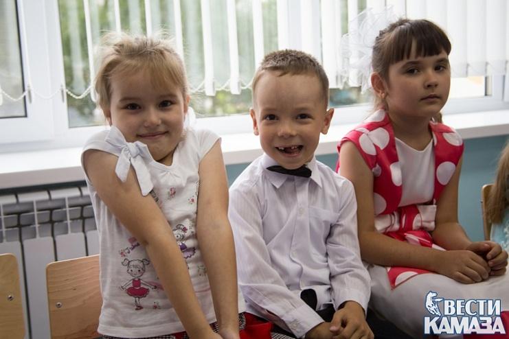 Челнинский детсад занял 1 место в Татарстане