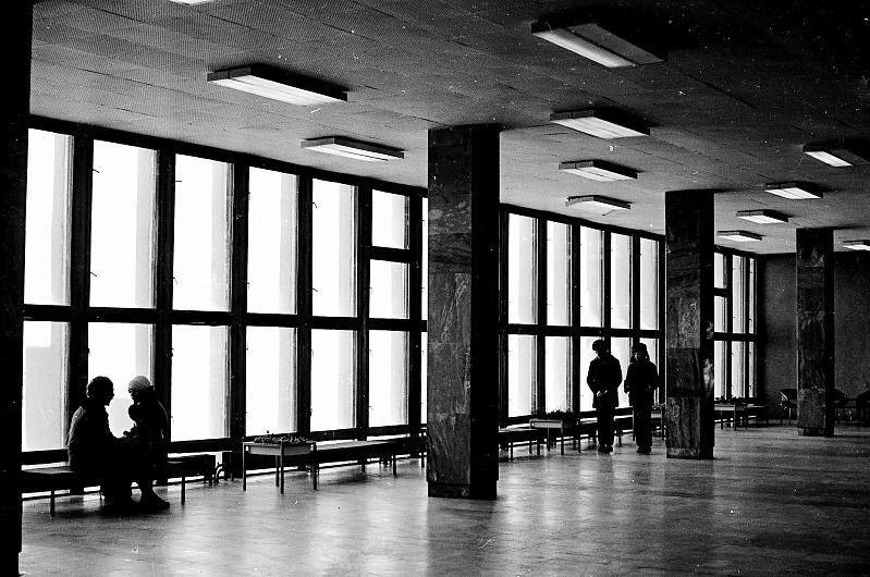 Набережночелнинский кинотеатр «Батыр»: каким он был 42 года назад
