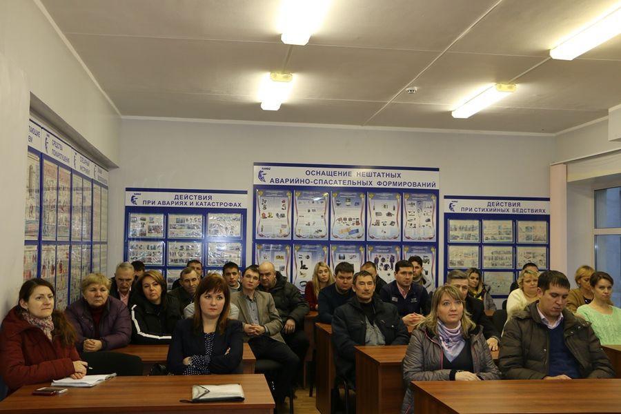 «КАМАЗ-ЭНЕРГО» возглавил новый профсоюзный лидер