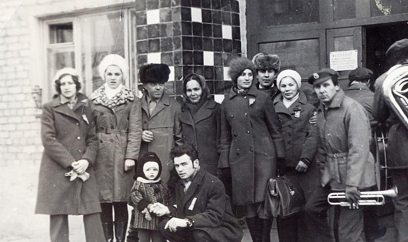 Комсомольцы на «КАМАЗе» (сокровища камазовского музея XIX)