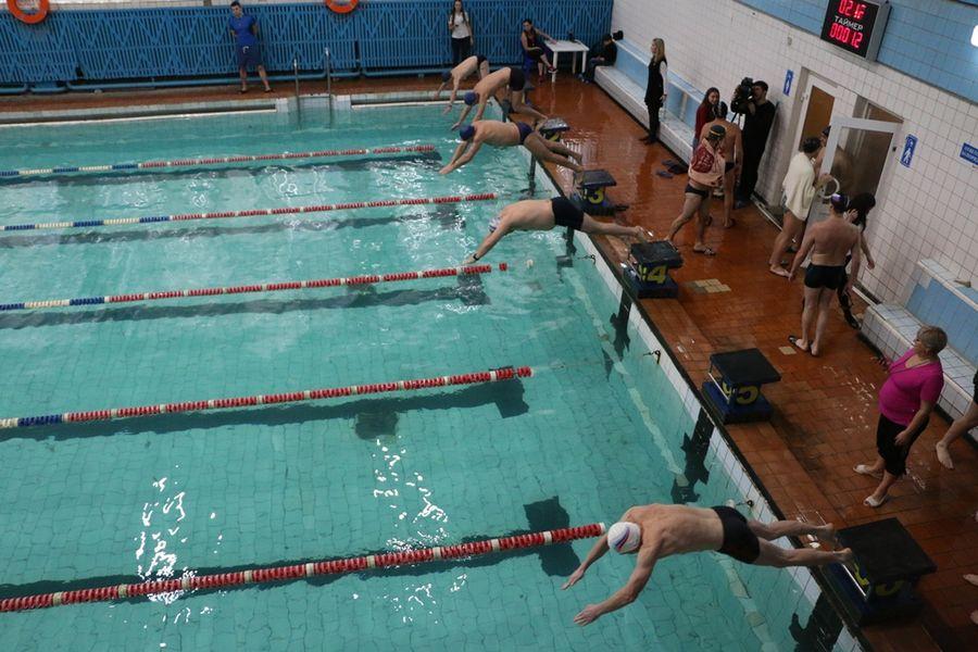 Итоги первенства по плаванию ПАО «КАМАЗ»