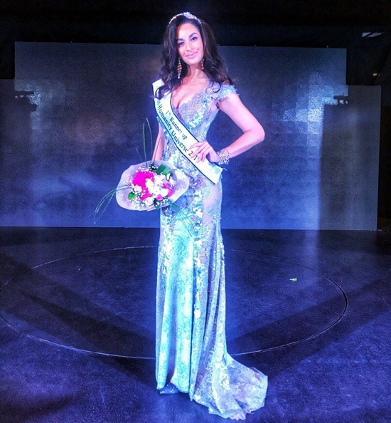 Красавица из Татарстана стала Первой Вице-мисс на конкурсе «Miss Humanity Universe 2017»