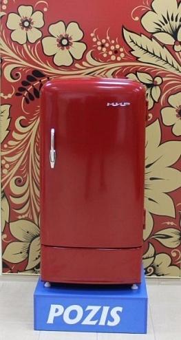 Холодильники под гжель, хохлому и для шуб