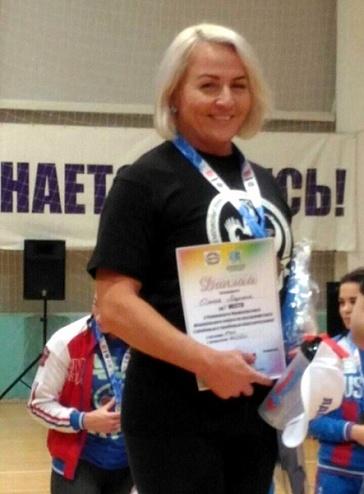 «Золото» чемпионата Поволжья по пауэрлифтингу завоевала челнинка