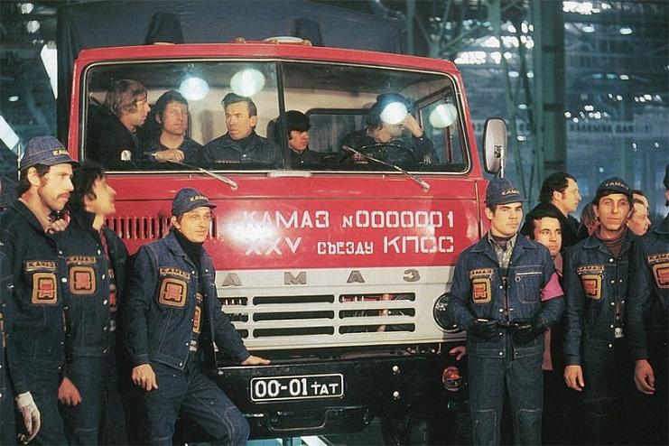 На «КАМАЗе» идёт подготовка к 50-летию автогиганта