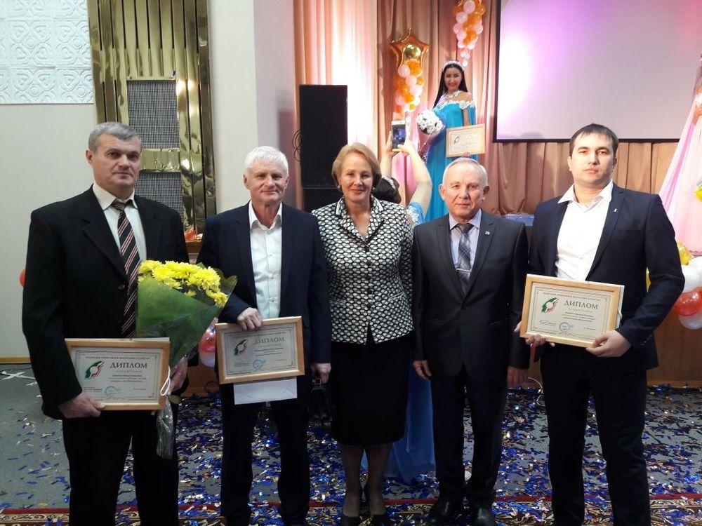 Наградили победителей интернет-акции «Мой наставник»
