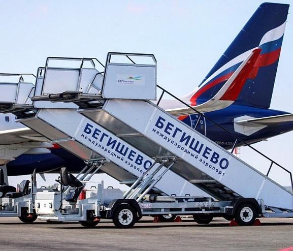 Бегишево номинирован на звание лучшего аэропорта России