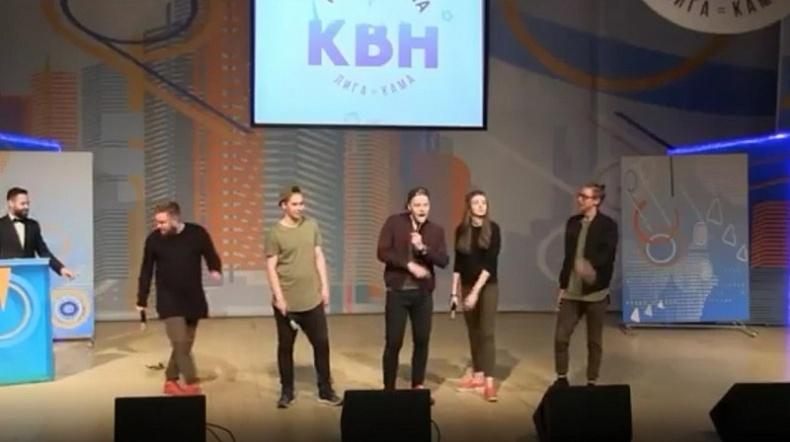 Челнинских КВНщиков обвиняют в плагиате