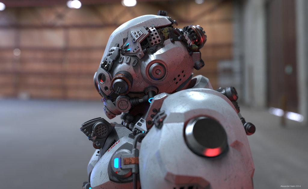 КАМАЗ, роботы и фантастика