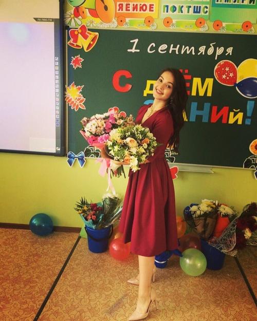 Как учительница челнинской гимназии стала Снегурочкой