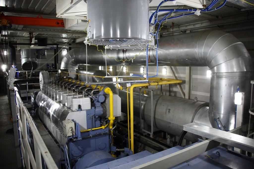 Два завода «КАМАЗа» будут пользоваться энергией собственного энергоцентра