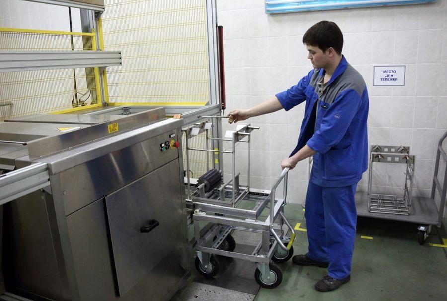 Улучшения года: ремонтно-инструментальный завод