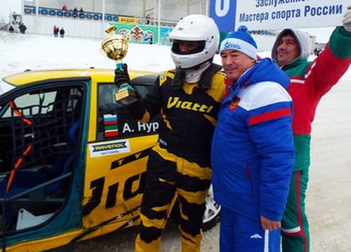Трековые гонки на «Кубок Салавата» состоятся в Челнах 16-18 февраля