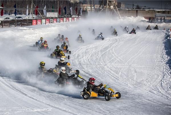 Турнир по картингу на Кубок «КАМАЗ-мастера» пройдет в феврале в два этапа