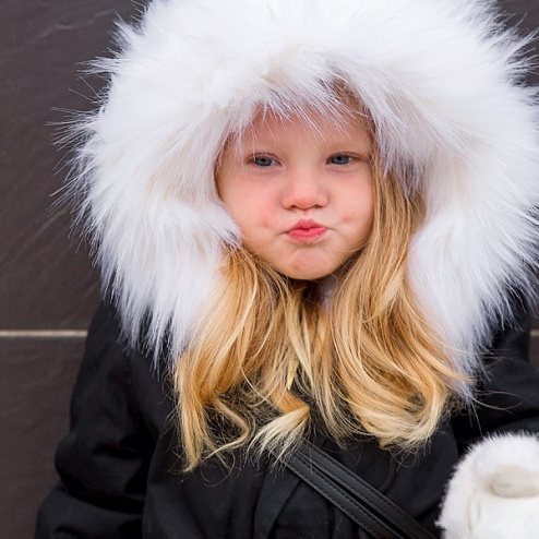 Двухлетняя челнинка Мия стала популярным блогером