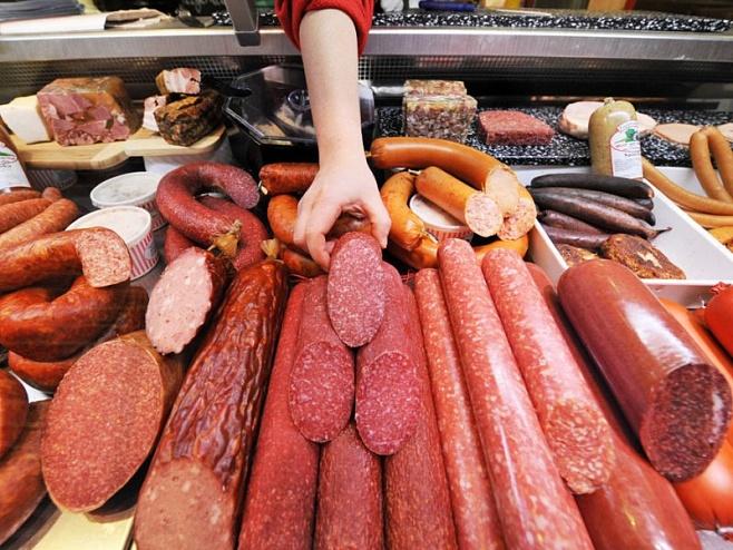 В Челнах поймали банду «колбасных воров»