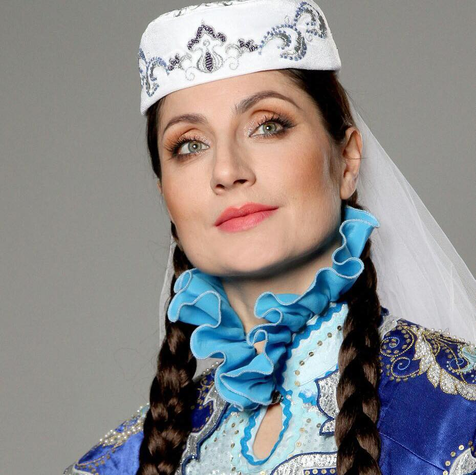 Самая красивая бабушка мира живет в Казани