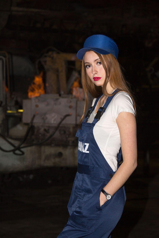 ZAVODчанки: Ирина Булаева, инженер-технолог литейного завода