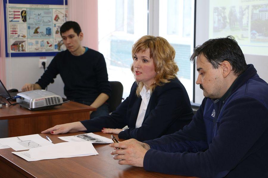 Профсоюзный комитет ООО «КАМАЗ-ЭНЕРГО» подвел итоги работы за 2017 год