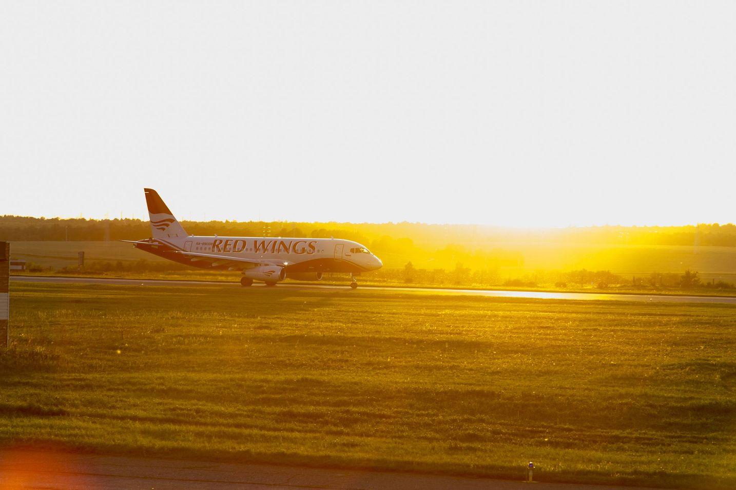 Аэроспоттинг в «Бегишево»