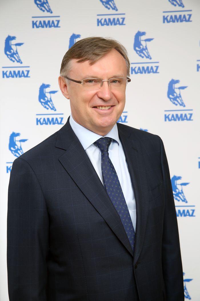 """Сергей Когогин: «Мы должны повысить эффективность """"КАМАЗа"""" до уровня передовых компаний отрасли»"""